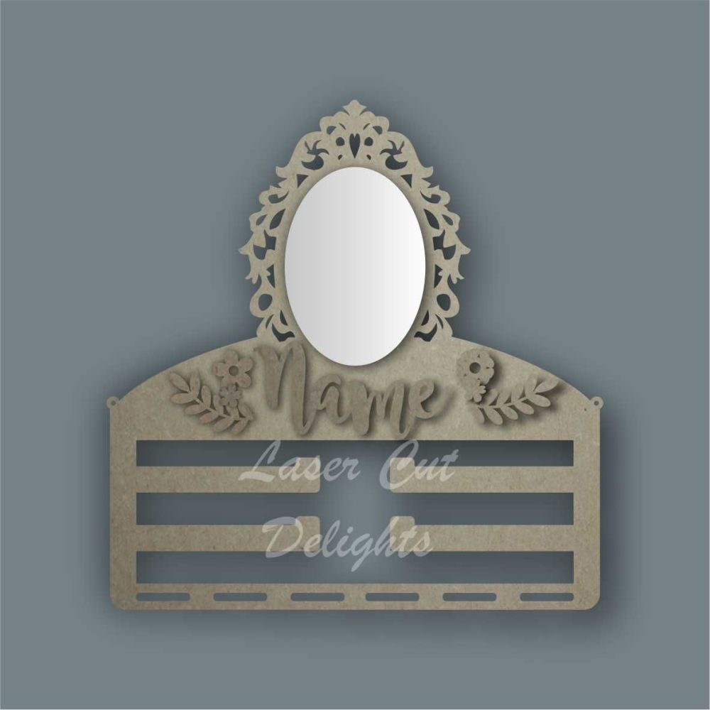 Personalised Medal Hanger Holder