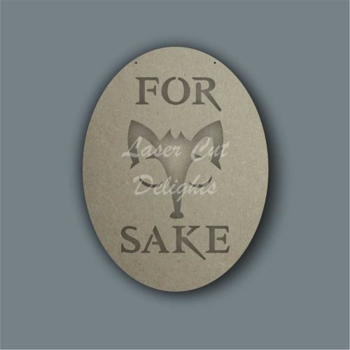 Layered Animal - For FOX Sake / Laser Cut Delights