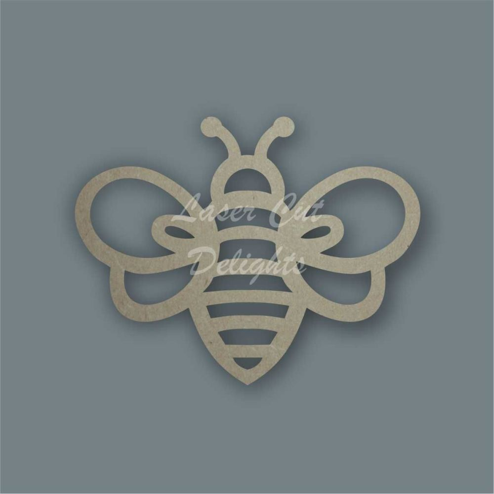 Bee Stencil / Laser Cut Delights
