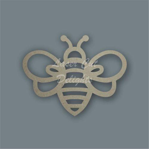 Bee Stencil / Laser Cut Delights