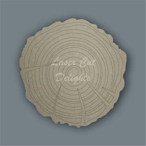 Wood Slice / Laser Cut Delights