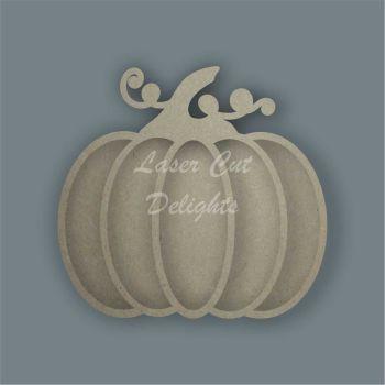 Pumpkin Stencil / Laser Cut Delights