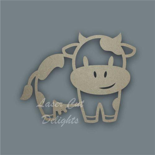 Cow Stencil / Laser Cut Delights