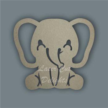 Elephant Stencil / Laser Cut Delights