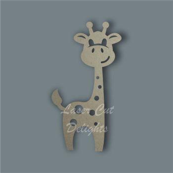 Giraffe Stencil / Laser Cut Delights