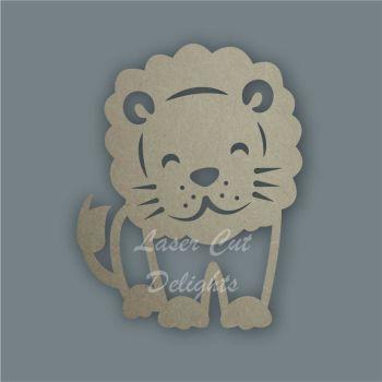 Lion Stencil / Laser Cut Delights