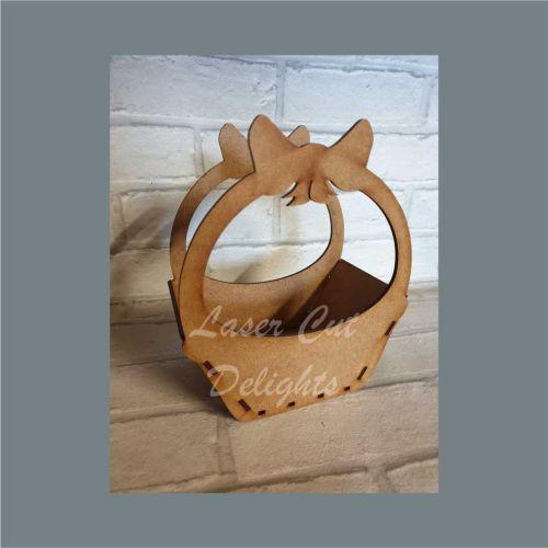Easter Basket Bow / Laser Cut Delights