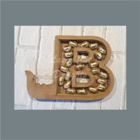 Fillable Any Letters and Numbers DINOSAUR / Laser Cut Delights