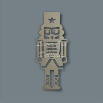 Nutcracker Stencil / Laser Cut Delights