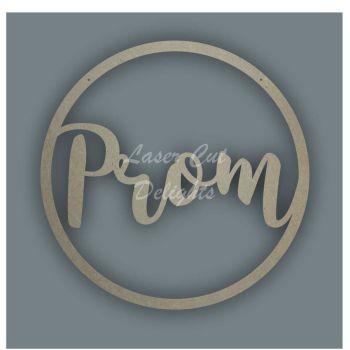 Large Hoop Prom / Laser Cut Delights