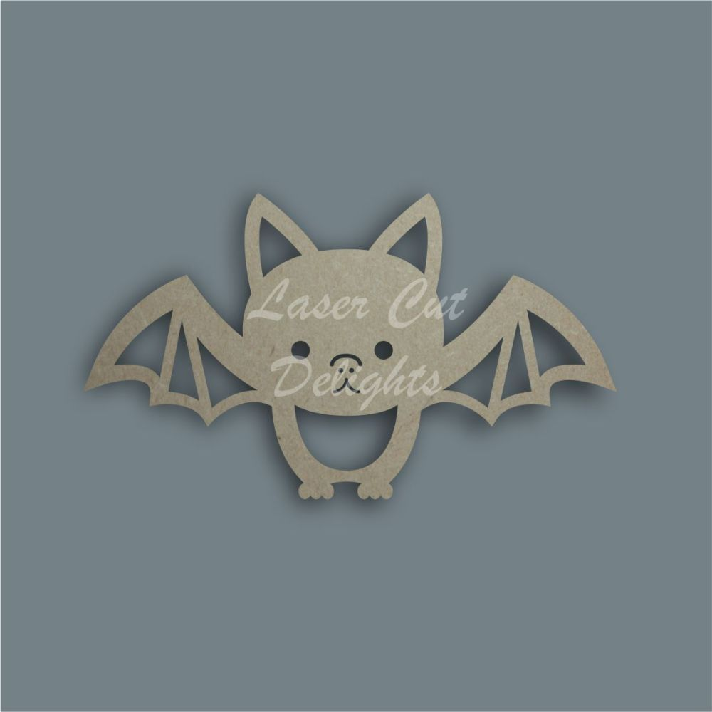 Bat Stencil / Laser Cut Delights