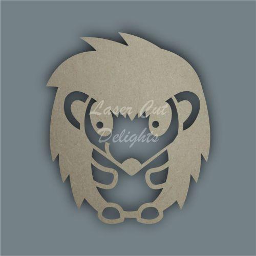 Hedgehog Stencil / Laser Cut Delights