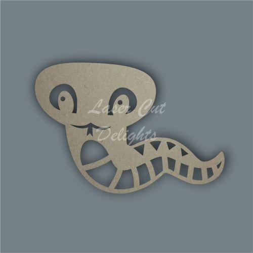 Snake Stencil / Laser Cut Delights