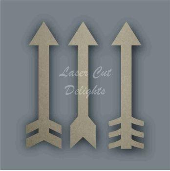 Arrow Pack / Laser Cut Delights