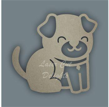 Dog Stencil / Laser Cut Delights