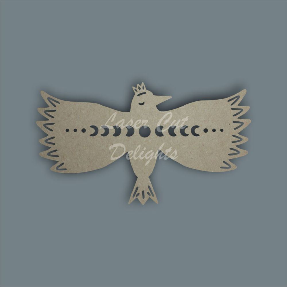 Bird Mandala Alternative / Laser Cut Delights