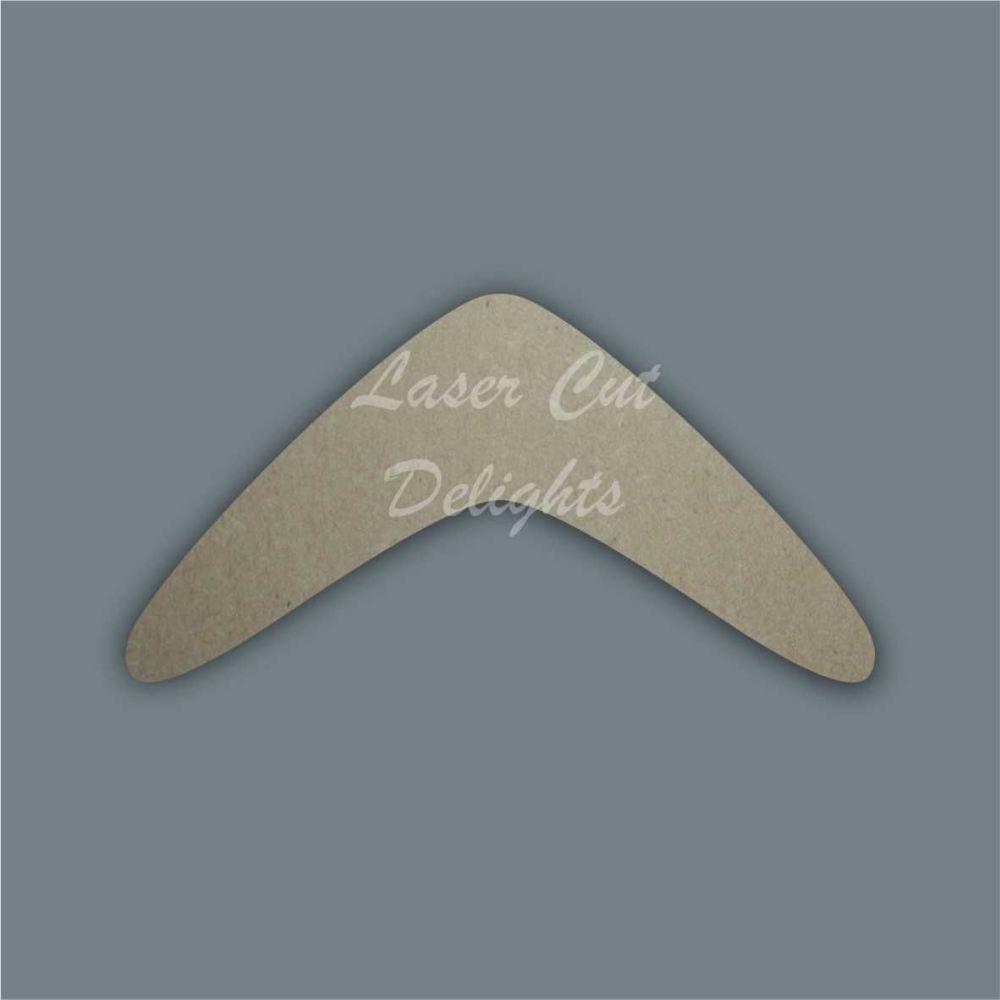 Boomerang / Laser Cut Delights