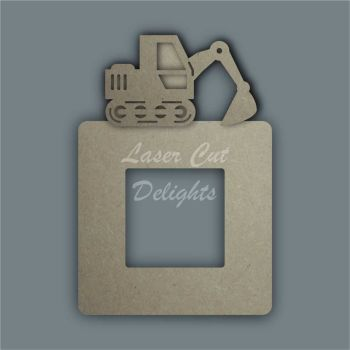 Stencil Layered Digger Light Surround / Laser Cut Delights