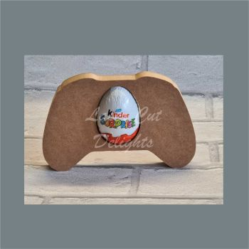 Chocolate Egg Holder 18mm - Games Controller / Laser Cut Delights