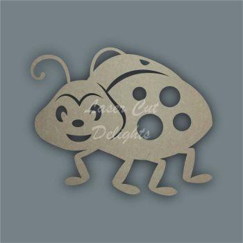 Ladybird Stencil / Laser Cut Delights