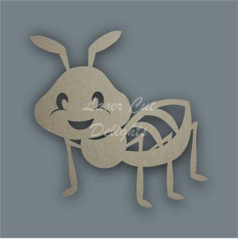 Ant Stencil / Laser Cut Delights
