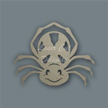 Spider Stencil / Laser Cut Delights