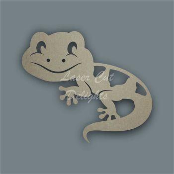 Gecko Stencil / Laser Cut Delights