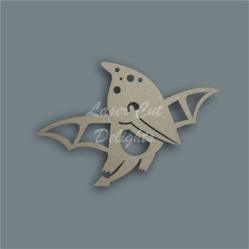 Dinosaur Flying Stencil / Laser Cut Delights