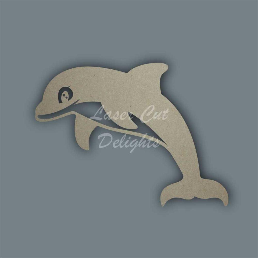 Dolphin Stencil / Laser Cut Delights