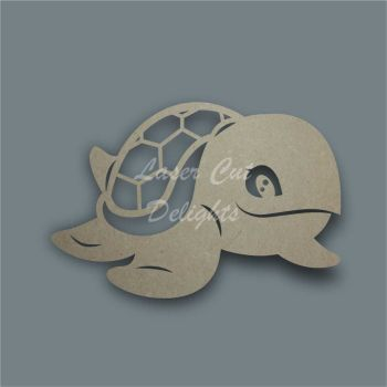 Turtle Stencil / Laser Cut Delights