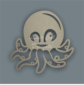 Octopus Stencil / Laser Cut Delights