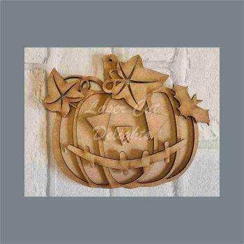 Pumpkin Layered Kits / Laser Cut Delights