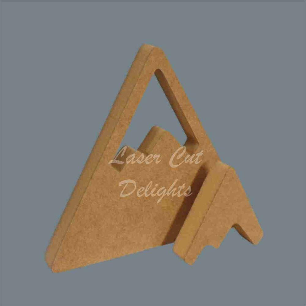 Puzzle Mountain Range One / Laser Cut Delights