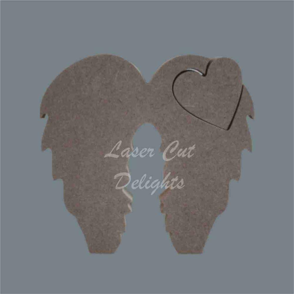 Shape in Wings / Laser Cut Delights