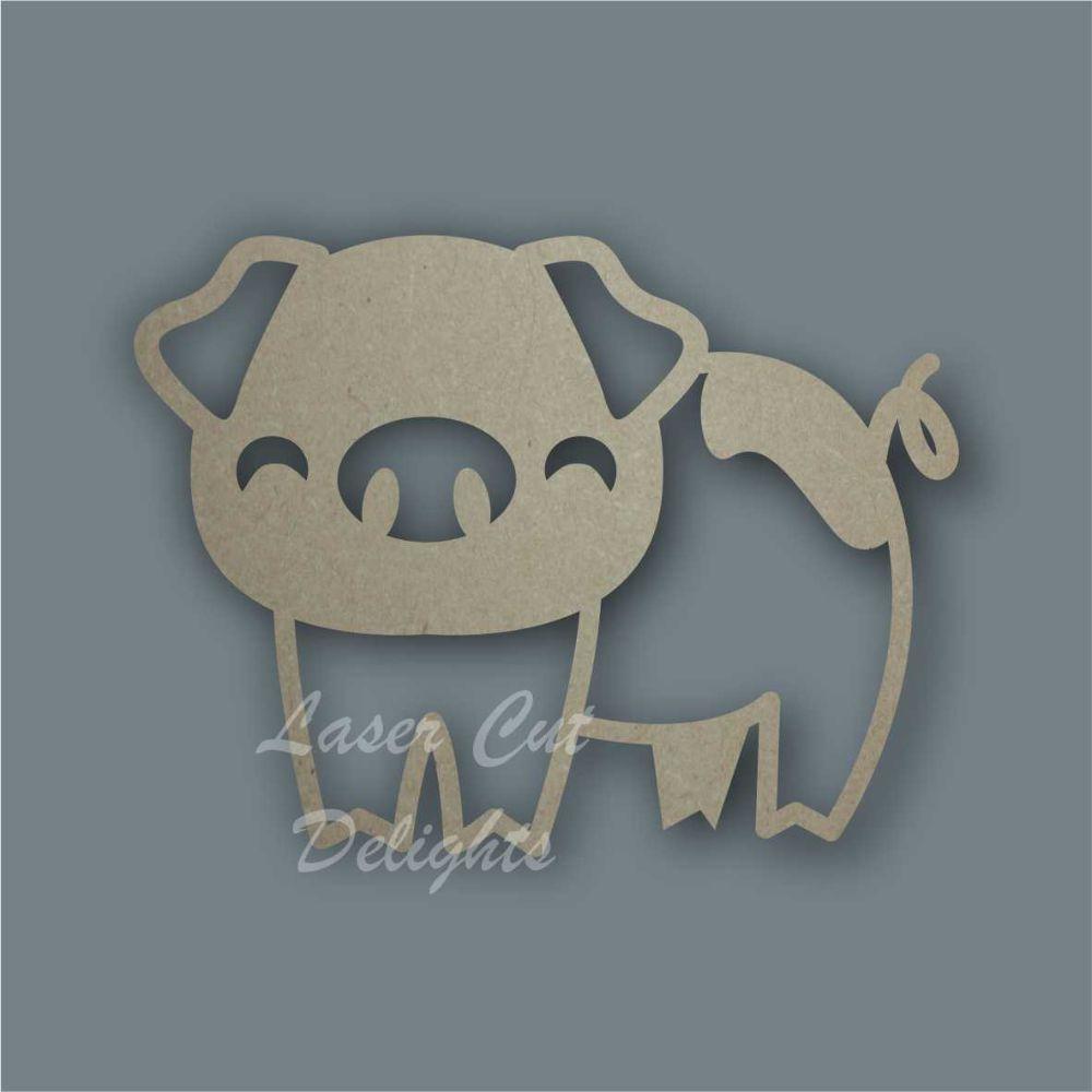 Animals (farm) Stencils