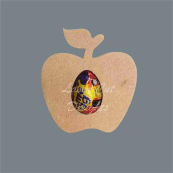 Chocolate Egg Holder 18mm - Apple / Laser Cut Delights