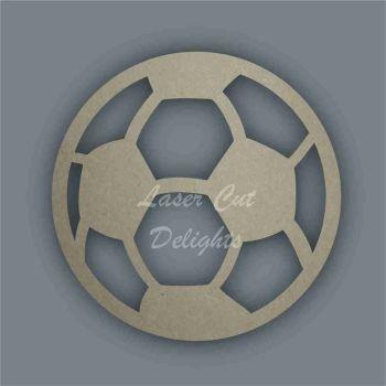Football Stencil / Laser Cut Delights