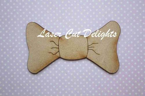 Bow Tie Fancy 10x5cm