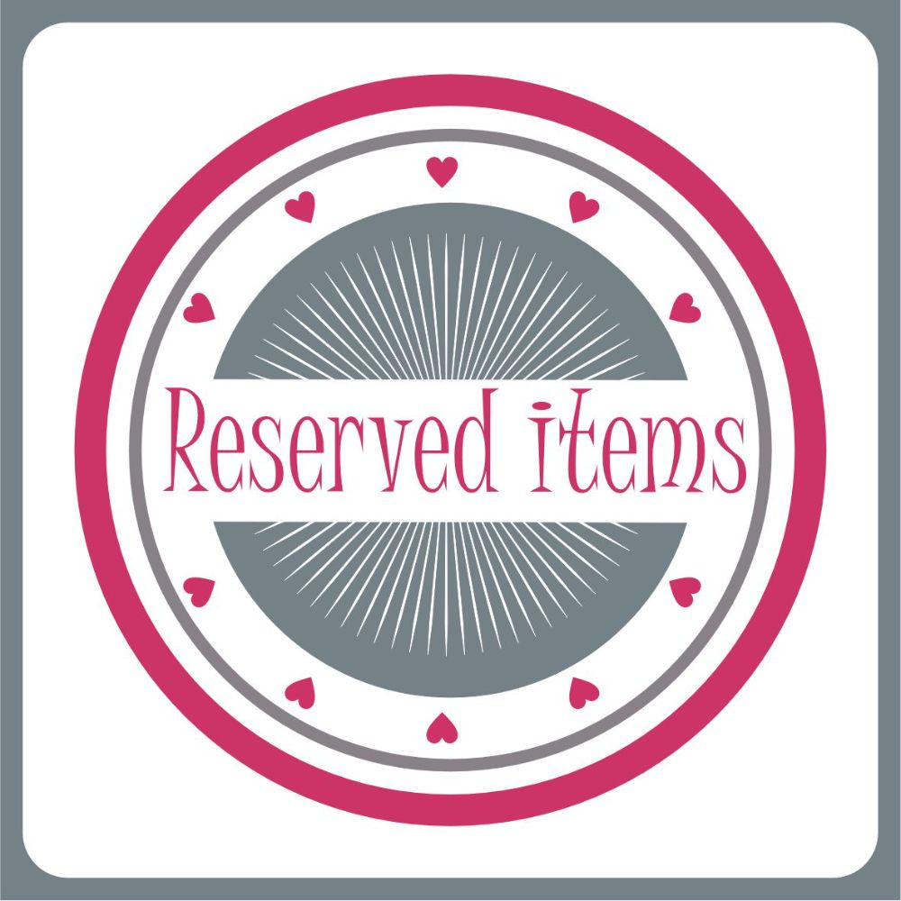 *Reserved Listings*