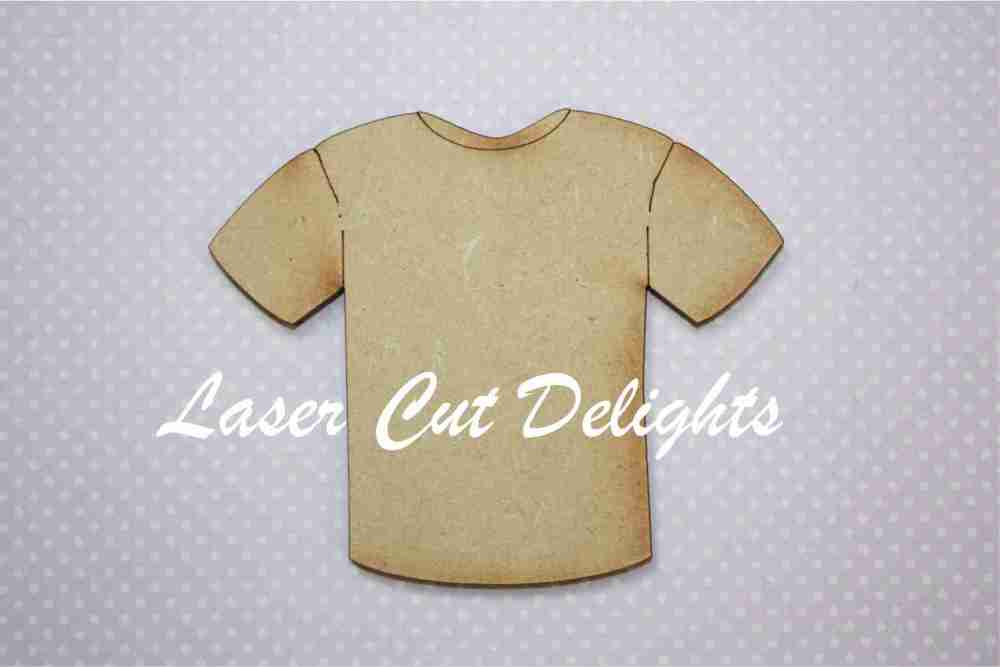 T-Shirt 3mm 10cm