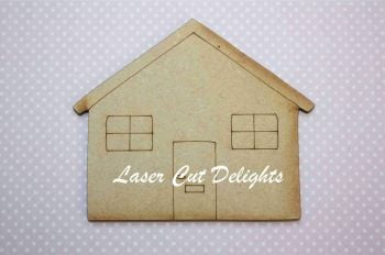 House Basic 3mm 10cm