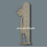 Giraffe Height Chart 6mm