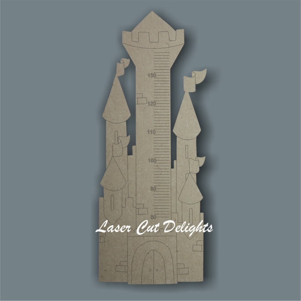 Castle Height Chart 6mm