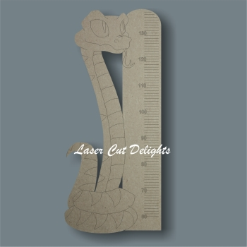 Snake Height Chart 6mm