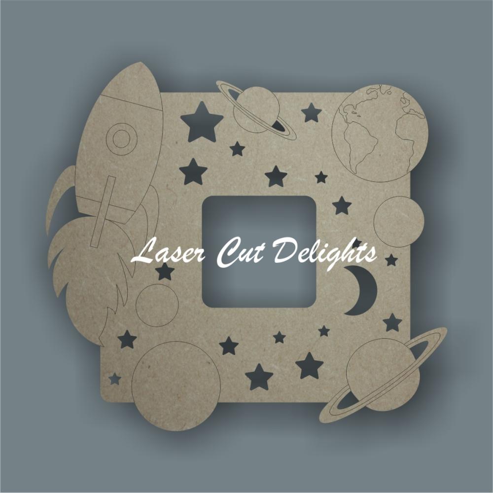 Cut Through Space Light Surround / Laser Cut Delights