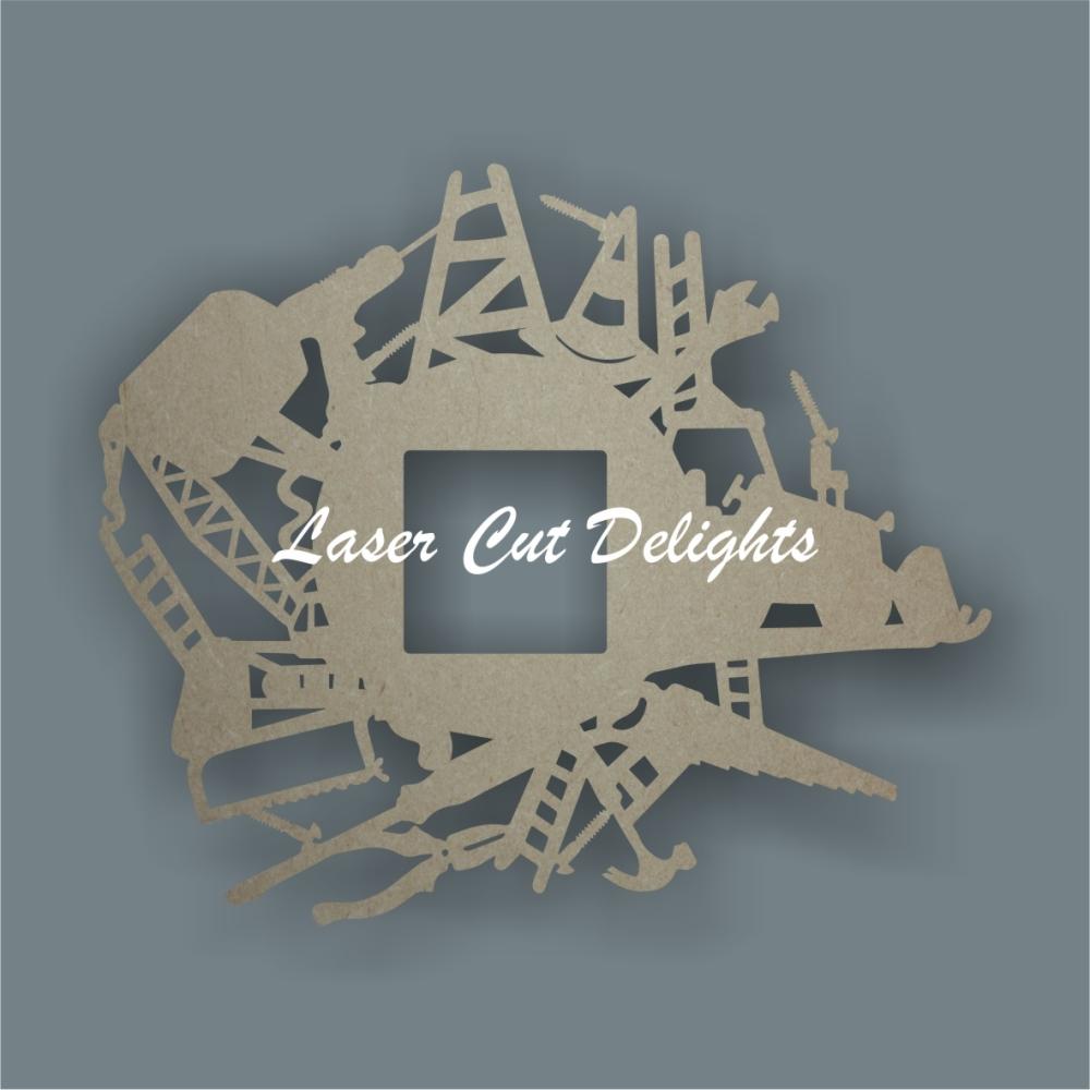 Themed Construction  Light Surround / Laser Cut Delights