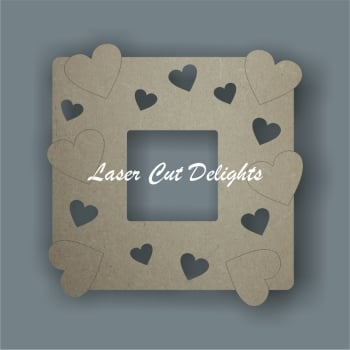 Hearts Light Surround / Laser Cut Delights