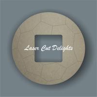 Basic Football Light Surround / Laser Cut Delights