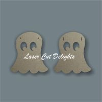 Ghost Bunting / Laser Cut Delights