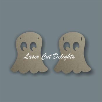 Ghost Bunting 3mm 12cm